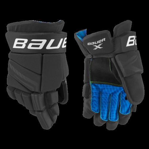 Hokejové rukavice Bauer X JR/YTH