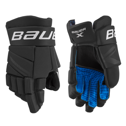 Hokejové rukavice Bauer X SR/INT