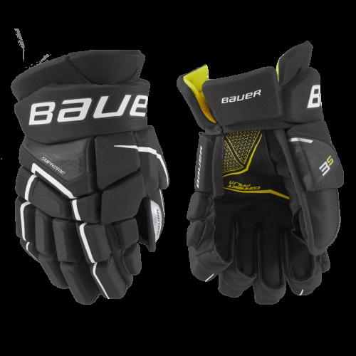 Hokejové rukavice Bauer Supreme 3S JR