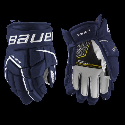 Hokejové rukavice Bauer Supreme 3S PRO JR