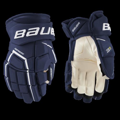 Hokejové rukavice Bauer Supreme 3S PRO SR/INT