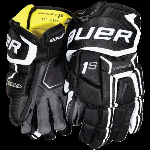 Hokejové rukavice Bauer Supreme 1S