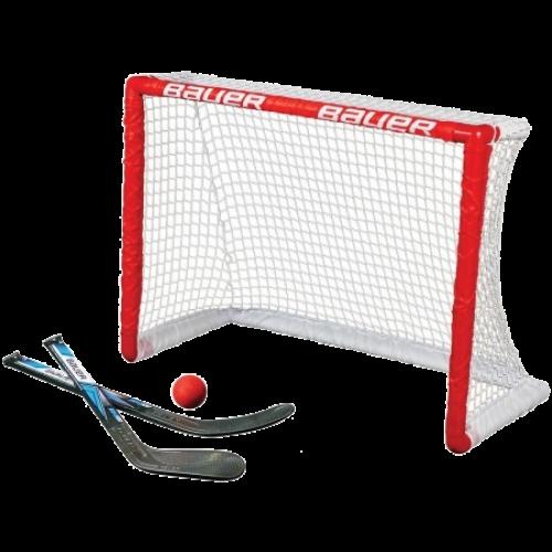 Set Bauer Knee Goal