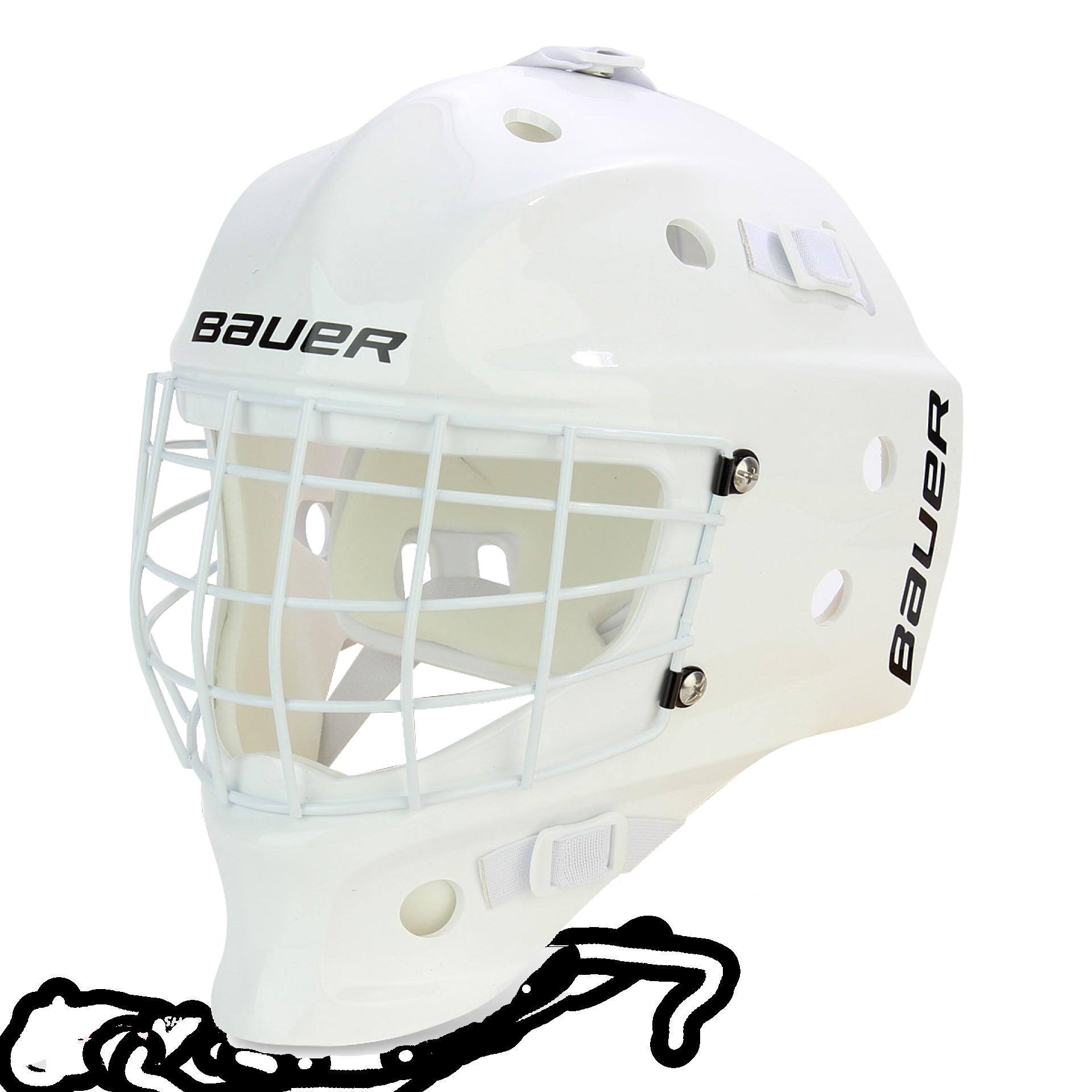 Brankárska maska Bauer NME Street 3XS