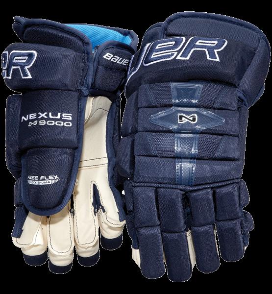 Hokejové rukavice Bauer Nexus N9000 SR