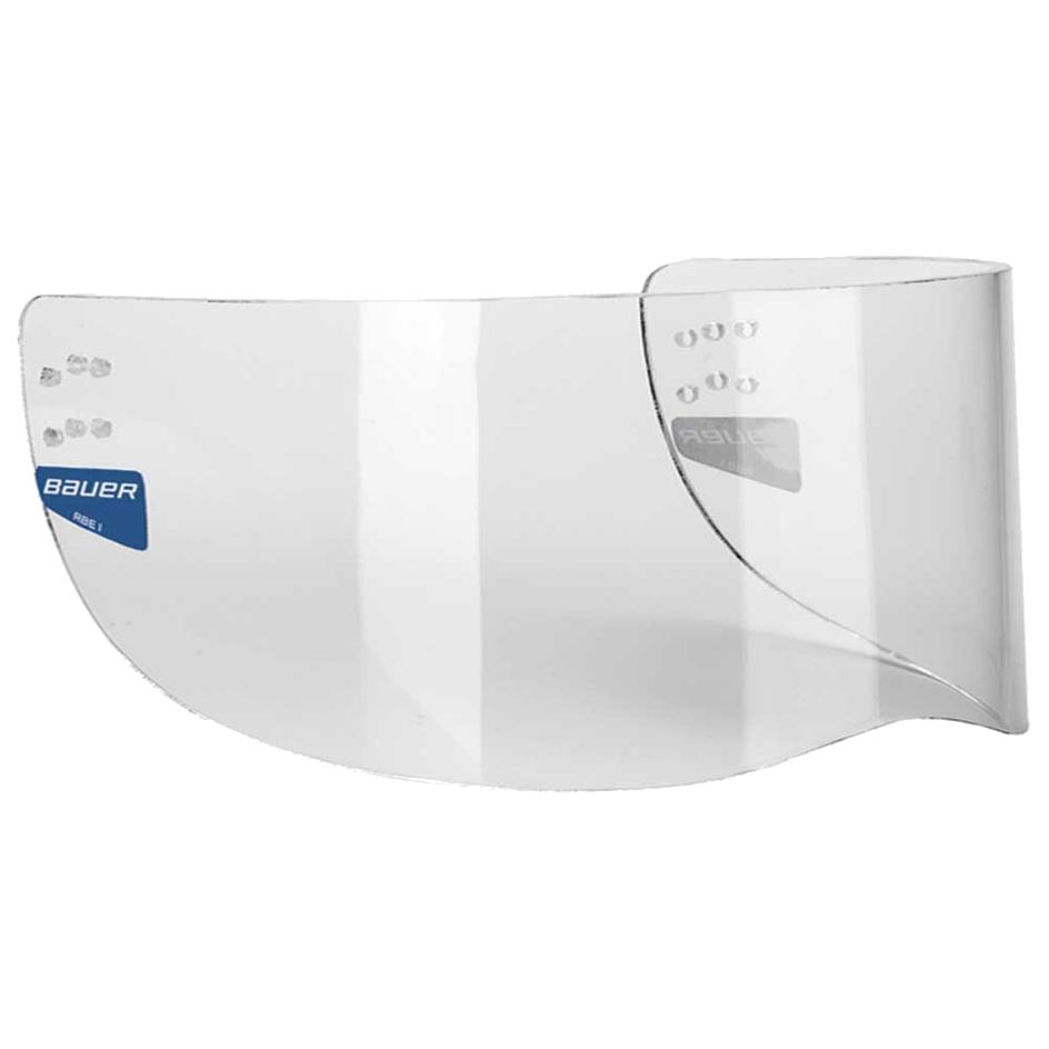 Plexi Bauer RBE 1 Half Shield