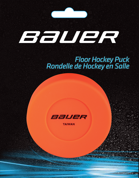 Puk Bauer Floor Hockey