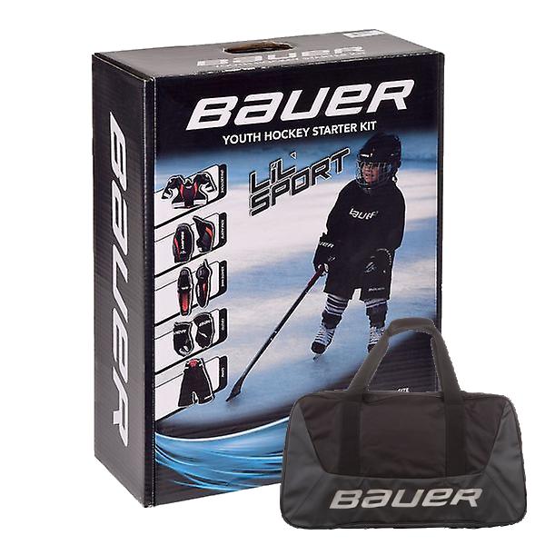 Set Bauer LIL SPORTS + taška za 1€
