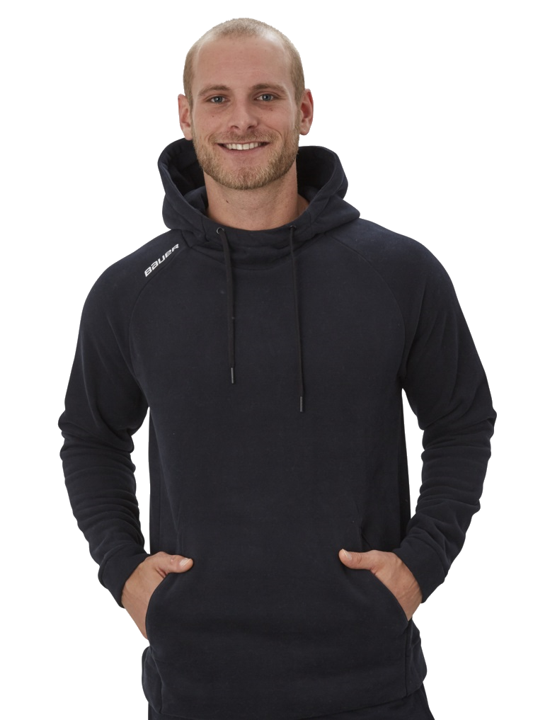 Mikina Bauer Perfect Hoodie Blk