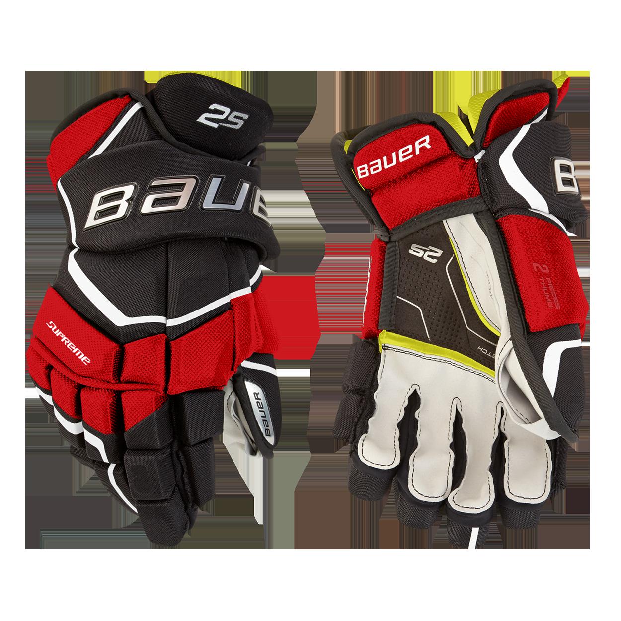 Hokejové rukavice Bauer Supreme 2S JR