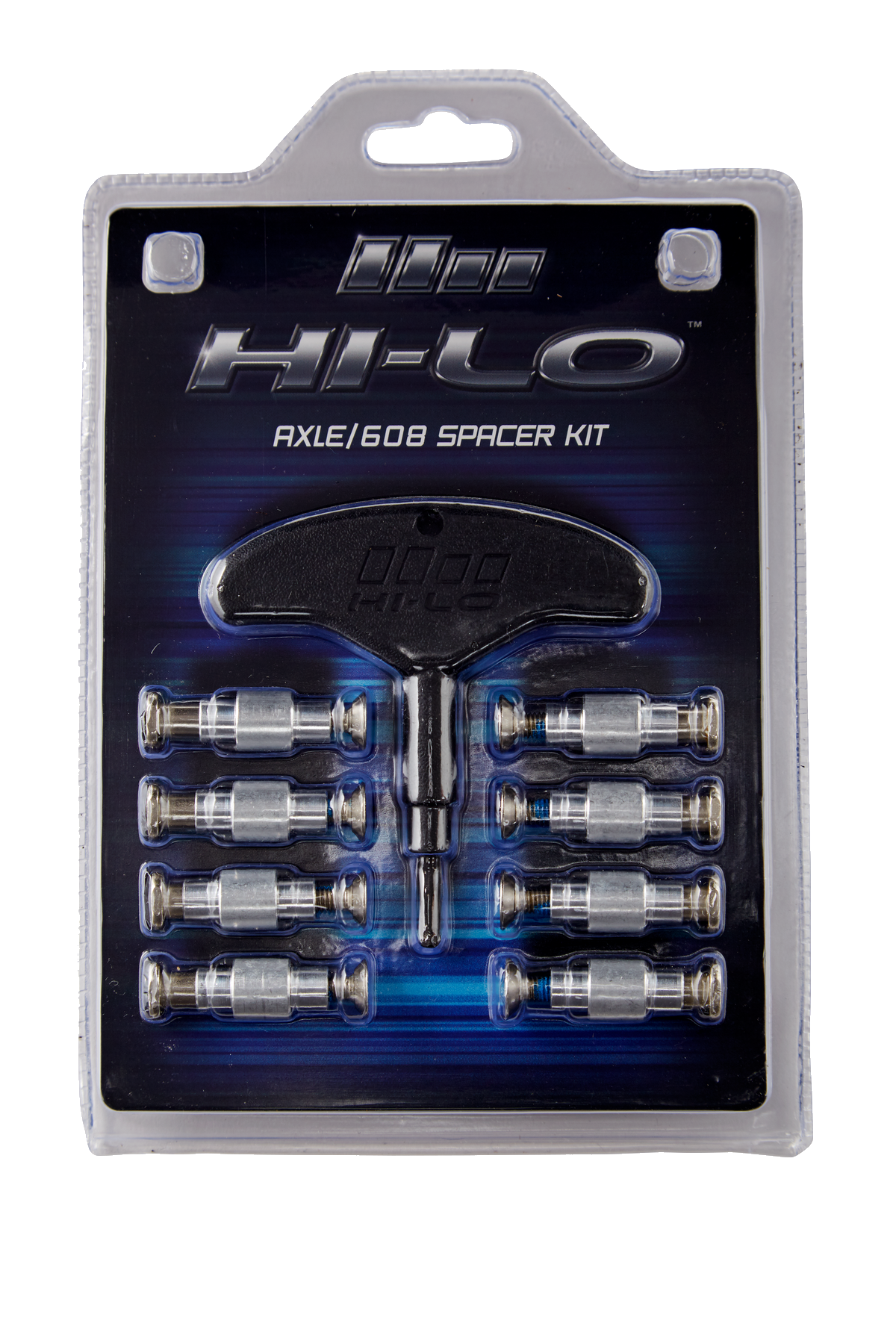 Spacer Kit HI-LO S19 AXLE