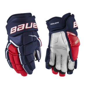 Hokejové rukavice Bauer Supreme Ultrasonic SR/INT