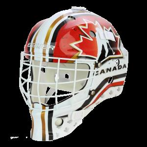 Brankárska maska Bauer NME Street Canada 3XS