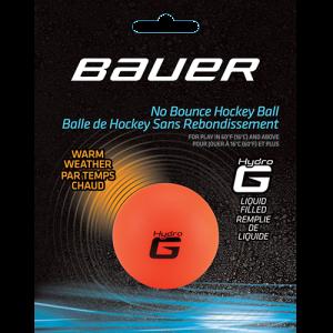 Hokejbalová loptička Bauer Hydro Warm Weather