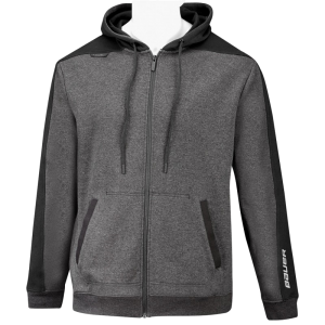 Mikina Bauer Premium Fleece FZ
