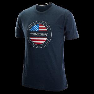 Tričko Bauer USA Flag