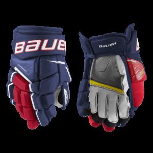 Hokejové rukavice Bauer Supreme Ultrasonic JR/YTH