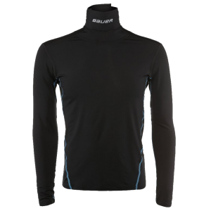 Bauer Core NECKPROTECT LS top