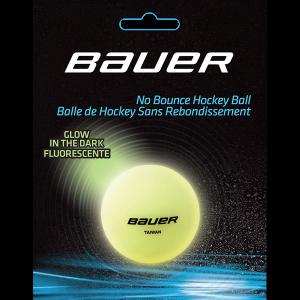 Hokejbalová loptička Bauer Glow in dark