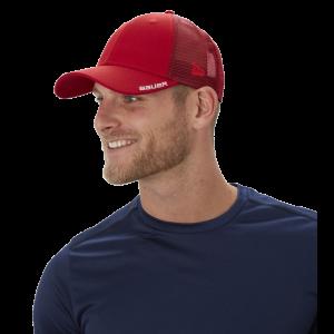 Čiapka Bauer NE TEAM 940 RED
